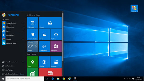 Windows 10 Build 1511 (10586)