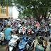 H – 1 Lebaran Pasar Kayuagung Ramai