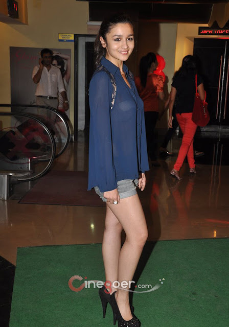 Alia Bhatt hot photos murder 3 screening