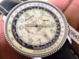 BREITLING NAVITIMER MONTBRILLANT FLYBACK CHRONOGRAPH EDITION SPECIALE 100 YEAR (1903 - 2003)
