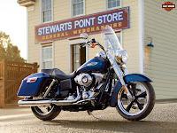 2013 Harley-Davidson FLD Dyna Switchback gambar motor 2