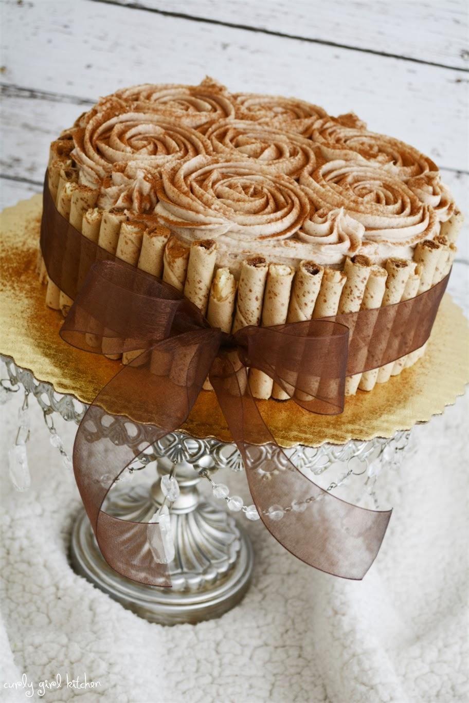 Украшение торта печеньем фото