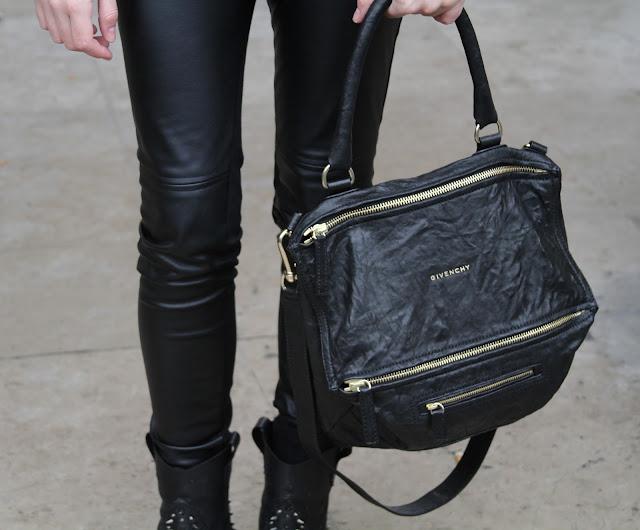 Givenchy siyah çanta