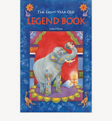 The 8 year old Legend book