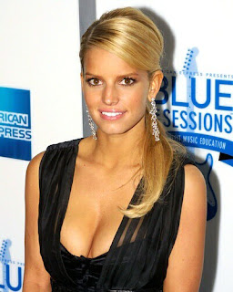 Celebrity Jessica Simpson Hairstyle Trends for Women