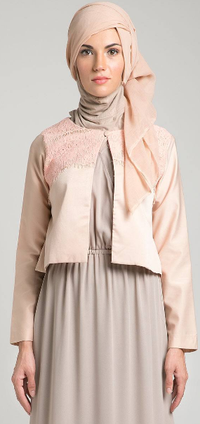 Foto Baju Muslim Modern Terbaru 2015