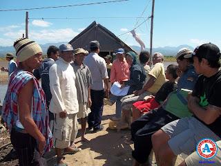 Bantuan PUGAR Dikucurkan ke-15 Kelompok Tani Garam