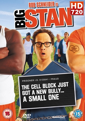 El Gran Stan: El matón de la prisión / A prueba de hombres / Un abogado enjaulado (2007)