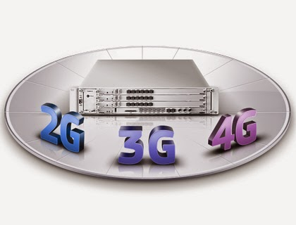 1g to 4g networks details