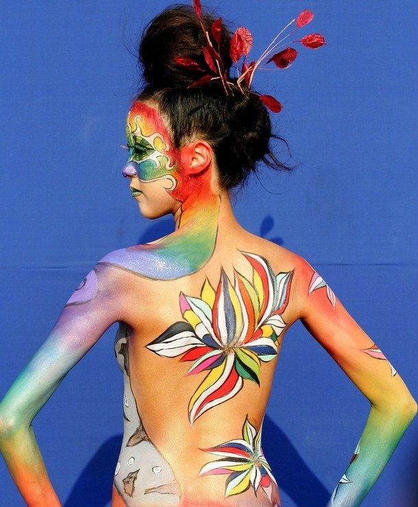 Body Painting