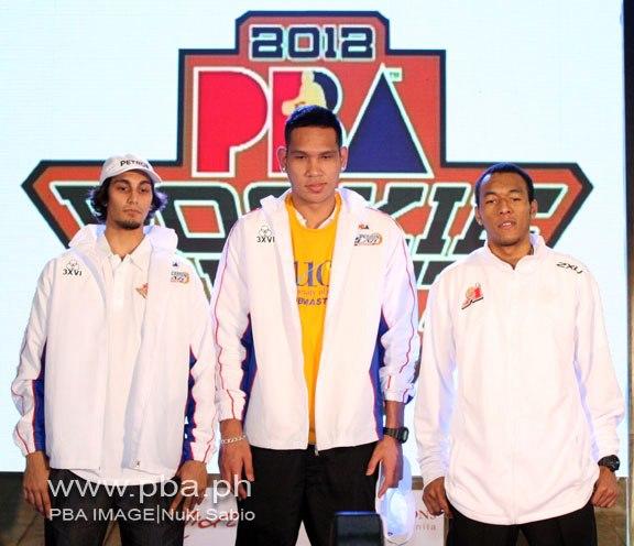 The Top 3 Picks of the 2012 Draft: Alex Mallari (3rd Pick PBB