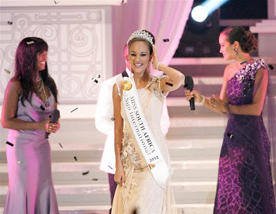 miss%2Bsa Marilyn Ramos Was Crowned Miss South Africa