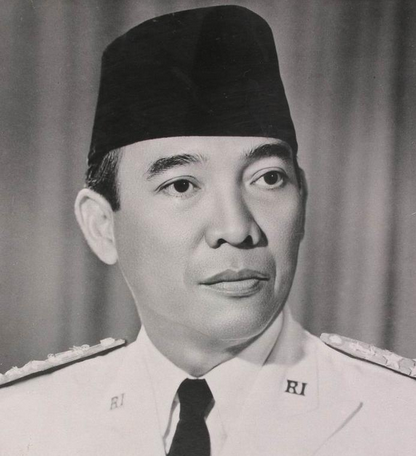 Ir. Soekarno Presiden Pertama Indonesia