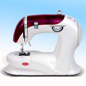 La máquina de coser: Máquina de coser.