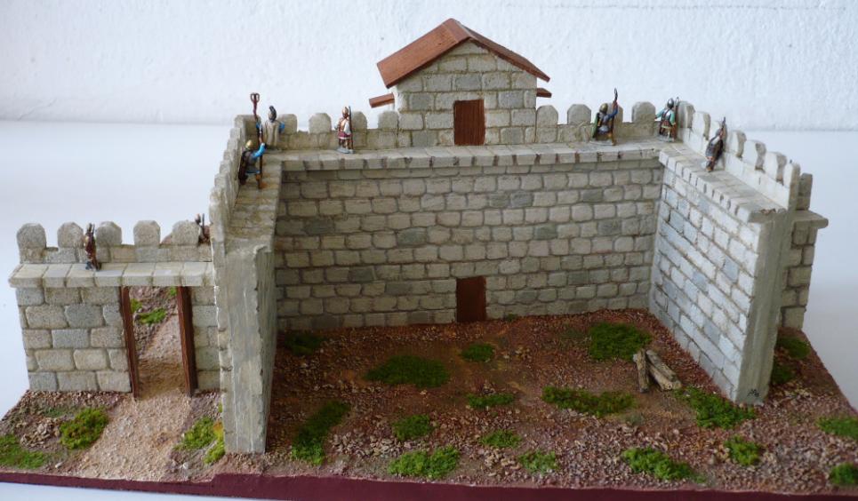 Aar miniaturas y wargames antigua puerta de sevilla en - Puerta de sevilla carmona ...