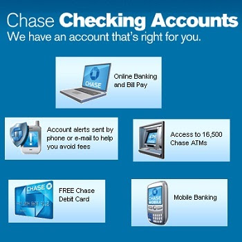 Open Chase Checking account on Chase.com/Checking