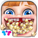 Pop The Corn! - Popcorn Maker Crazy Chef Adventure App iTunes App Icon Logo By Kids Fun Club by TabTale - FreeApps.ws