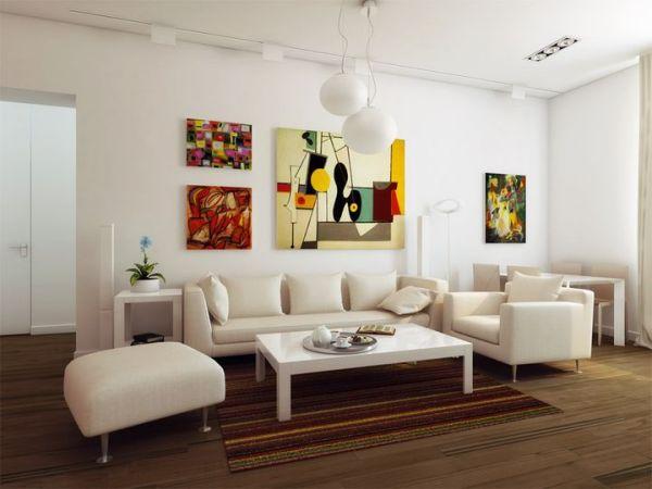 Modern Interior Design Celio Aparetment