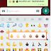Como colocar Emoji do dedo do meio no Whatsapp