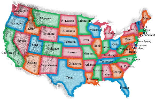 Northeast States And Capitals Worksheets as well Map Reading Skills ...