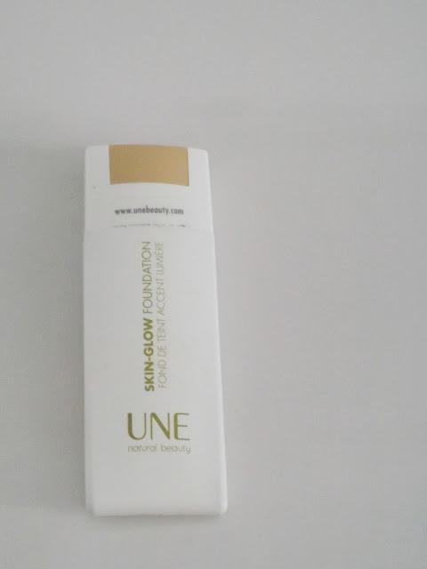 Bourjois UNE Skin Glow Foundation G02