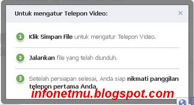 Cara Video Call di Facebook