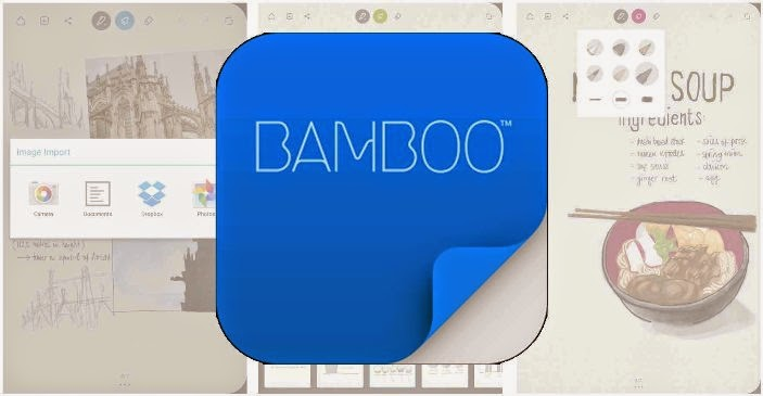Bamboo Paper 1.0.0 Android Apk
