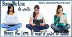 BOOKS WE LOVE Authors - See Stand Alone Page