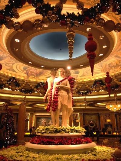 Navidad en Las Vegas