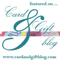 Featured on Card &amp; Gift Blog