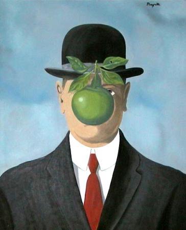 Image Result For Il Figlio Delluomo Magritte
