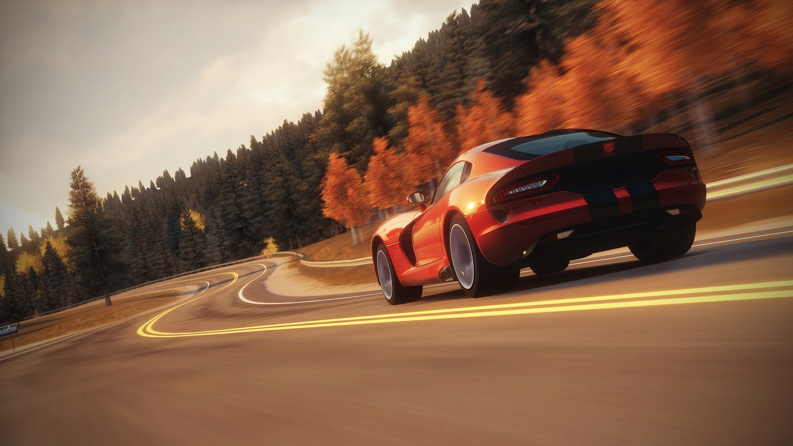 Forza Horizon HD & Widescreen Wallpaper 0.594940035799892