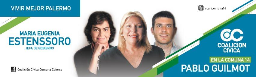Coalicion Civica - ARI Comuna 14
