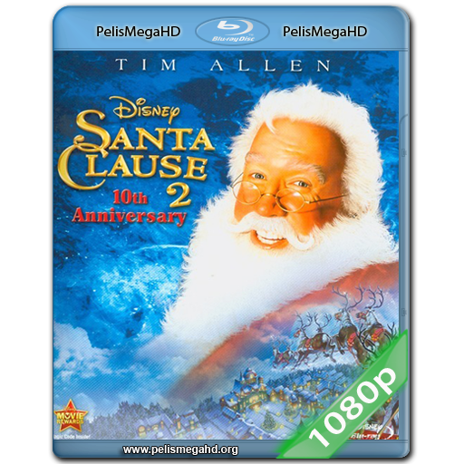 SANTA CLÁUSULA 2 (2002) FULL 1080P HD MKV ESPAÑOL LATINO