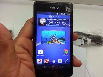 Kelebihan Sony Xperia E1 Dual