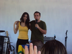Pastor Robson e Pra Renata