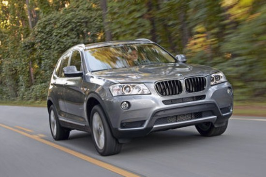 BMW X3 xDrive 20d 2013 Pictures