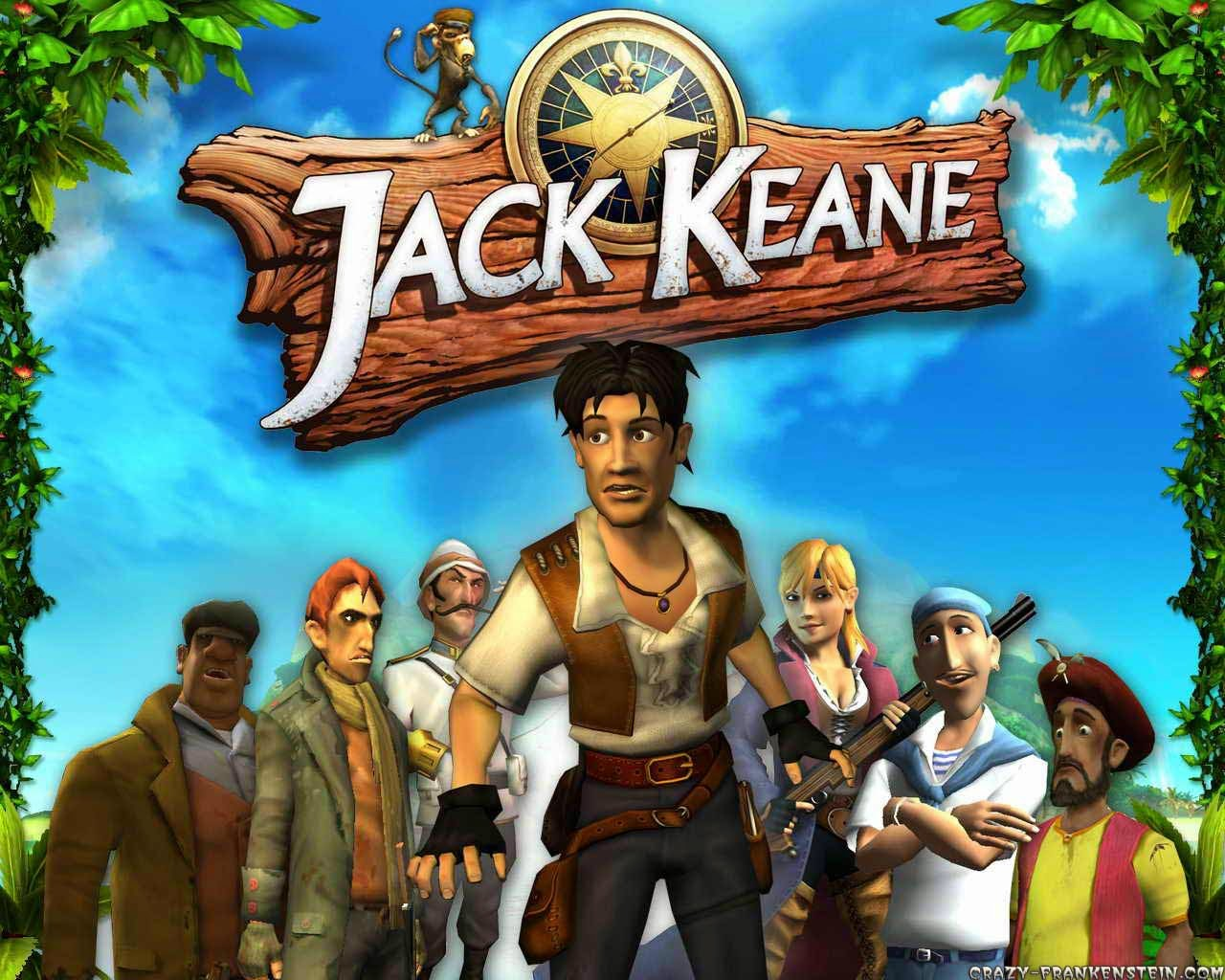 jack keane game free download