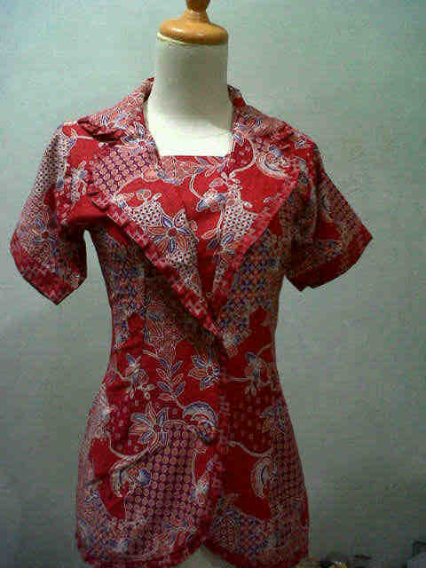 Blouse Batik Keris 25