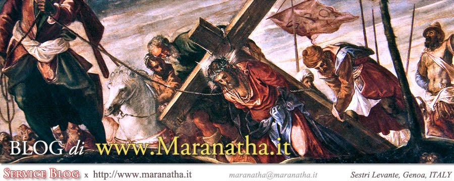 BLOG di www.maranatha.it