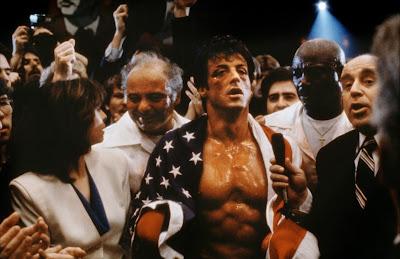 Rocky IV finale