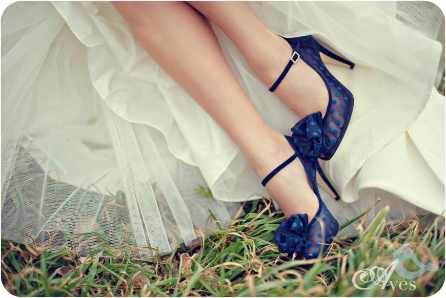 zapatos de novia azul ¿sí o no? - página 6