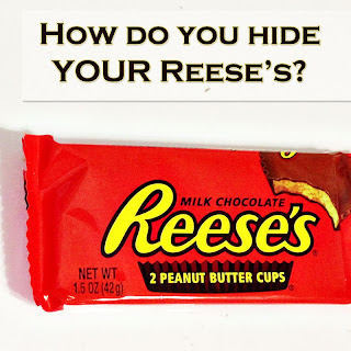 Reese's Peanut Butter Cup, Chocolate, Peanut Butter