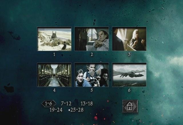 Harry Potter y las Reliquias de la Muerte Parte 2 2011 [DVDR Menu Full] Español Latino [ISO] NTSC