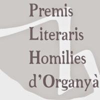 'Premis Literaris Homilies d'Organyà 2014'