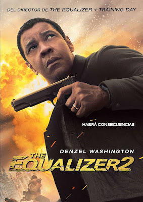 The Equalizer 2 2018 Custom HD Dual Spanish
