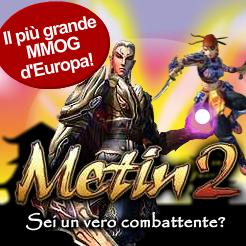 Metin2, il gioco di ruolo online più giocato in europa
