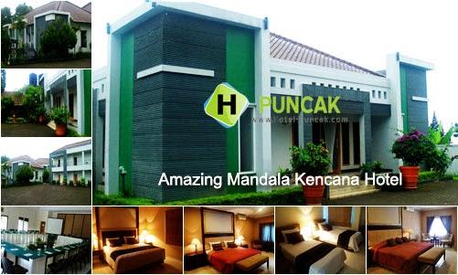 Amazing Mandala Kencana Hotel Puncak