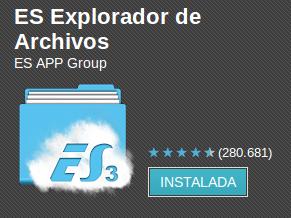 ES File Explorer, el gestor de archivos más completo para Android, mejor gestor archivos android, gestor de archivos lan android