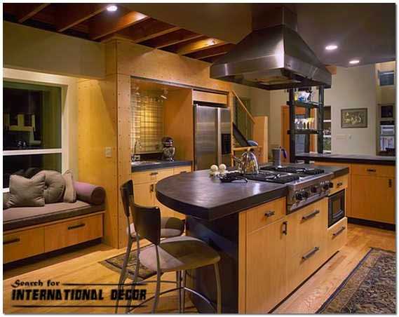 American Interior Design StyleAmerican Houses Kitchen